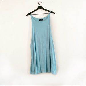 Lulus light blue mini dress size 10